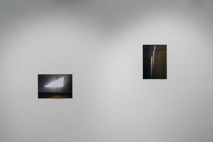 Justin Jade Morgan installation