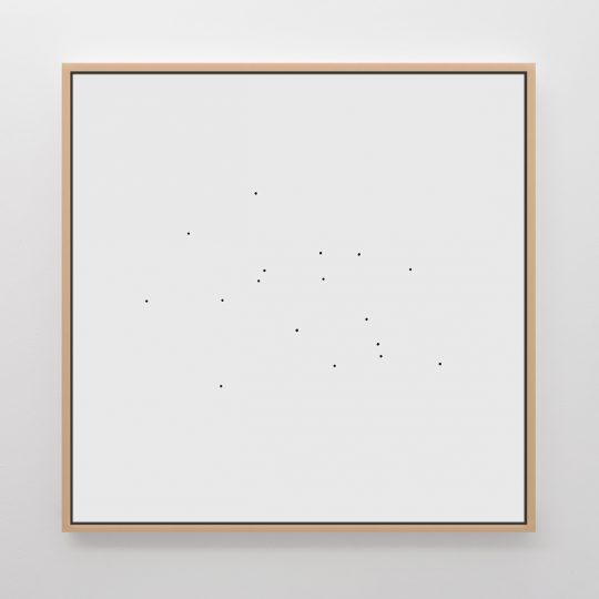 Untitled (17 dots)