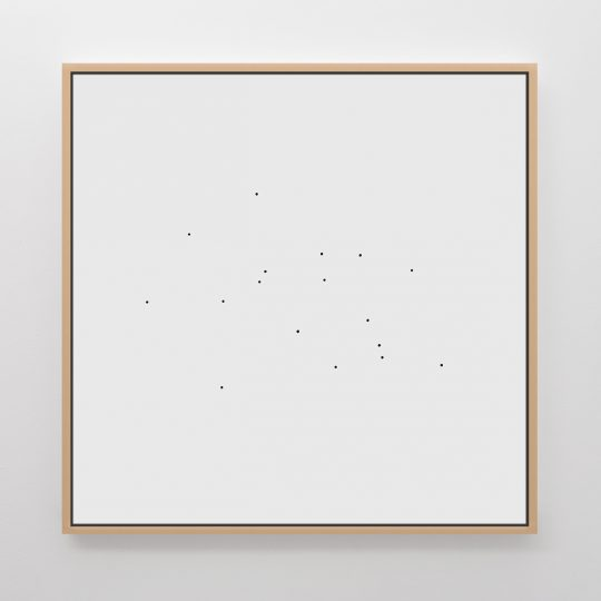 Untitled (17 dots)