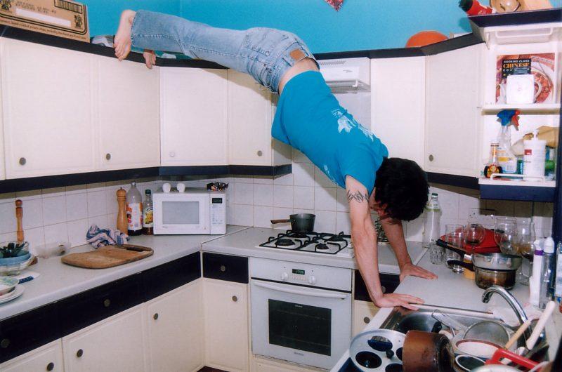 House Gymnastics - Elevated Dog Stretch