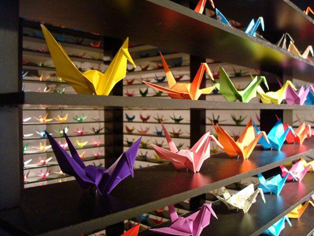 A Thousand Cranes