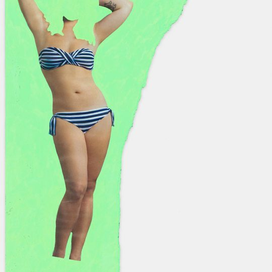 Filled Except for a Bikini Body