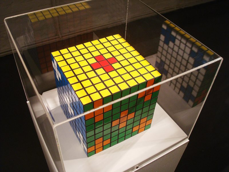 Rubik's Die