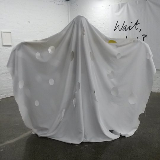 The Holey Ghost