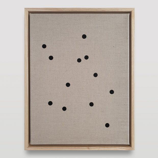 Untitled (12 dots)