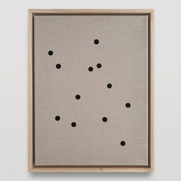 Untitled (12 dots)