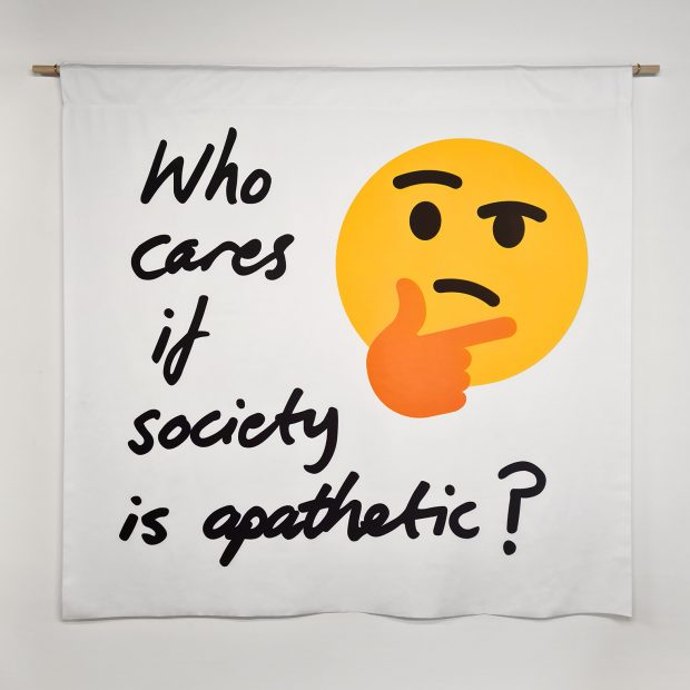 Who Cares if Society is Apathetic?